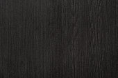 Dark wood grain texture background.