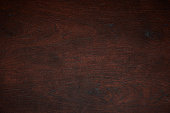 Dark wood pattern texture background. Wooden brown board surface