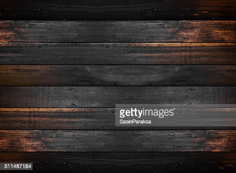 dark wood texture : Stock Photo
