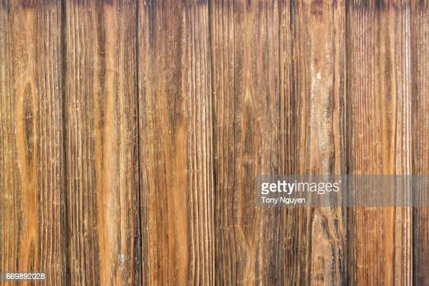 Dark wooden panel texture.