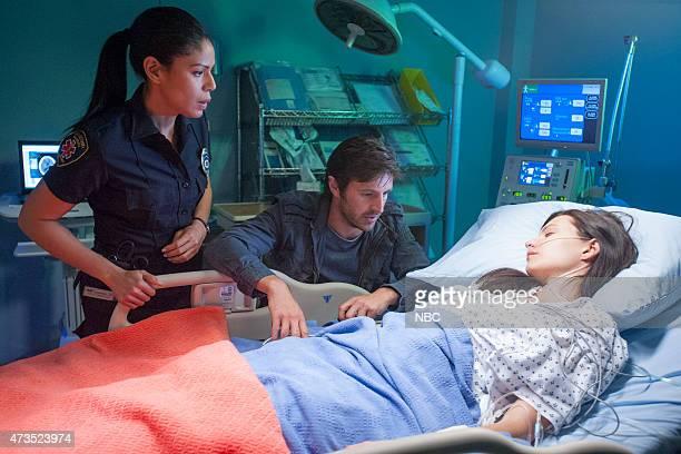SHIFT 'Darkest Before Dawn' Episode 214 Pictured Merle Dandridge as Gwen Eoin Macken as TC Callahan Jill Flint as Jordan Alexander