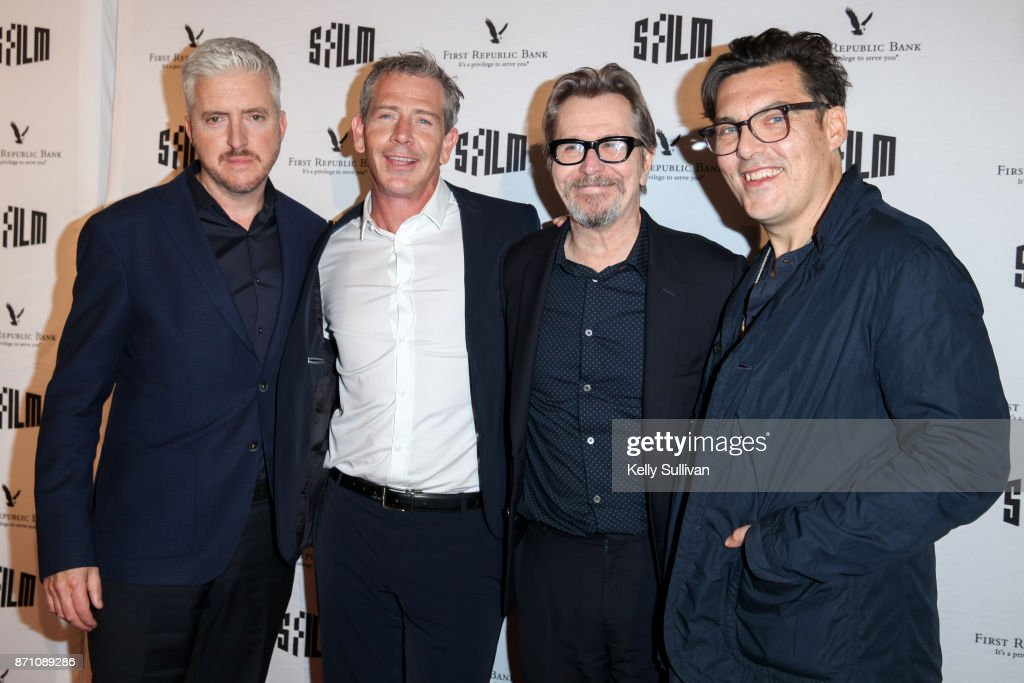 """SFFILM - SF Honors: """"Darkest Hour"""" With Gary Oldman"""