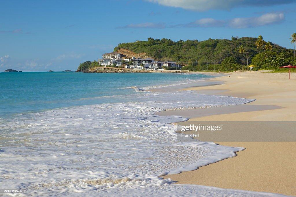 Darkwood Beach, St. Johns, Antigua, Leeward Islands, West Indies, Caribbean, Central America