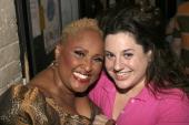 Darlene Love and Marissa Jaret Winokur *Exclusive Coverage*