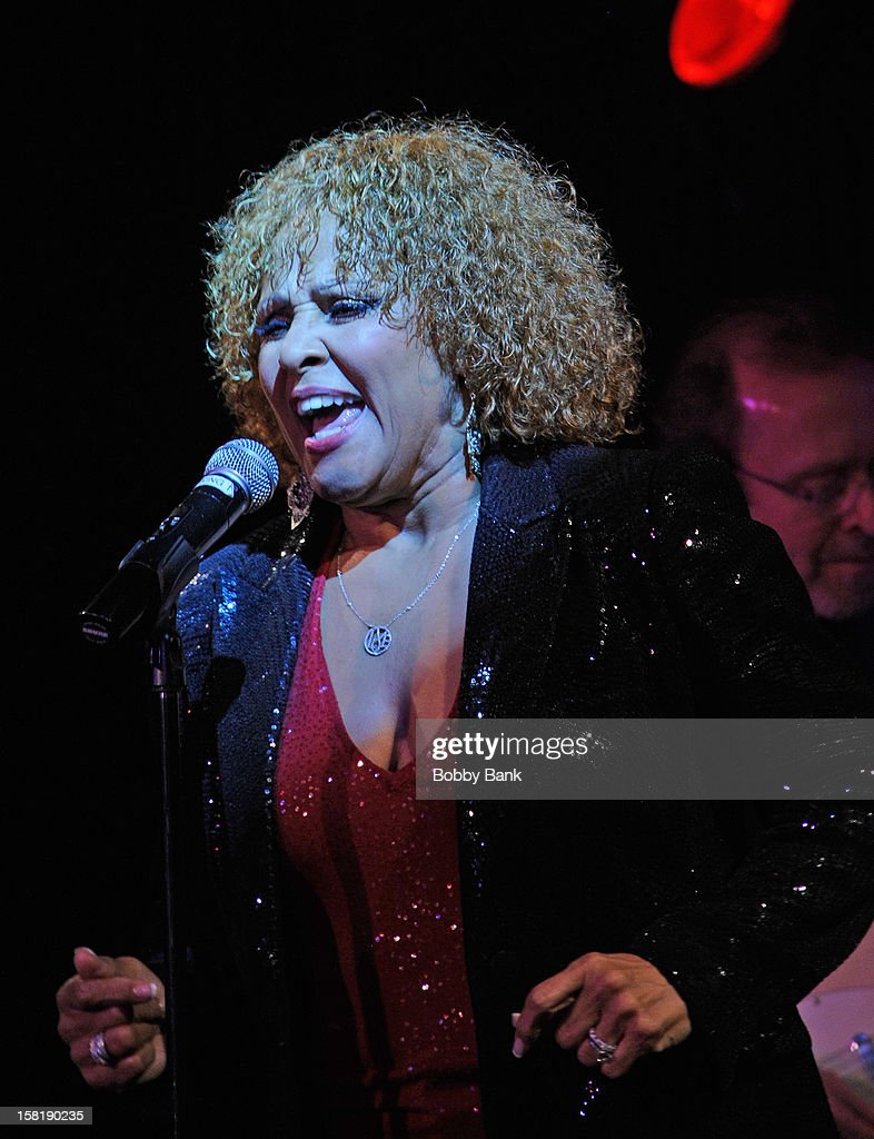 <a gi-track='captionPersonalityLinkClicked' href=/galleries/search?phrase=Darlene+Love&family=editorial&specificpeople=220743 ng-click='$event.stopPropagation()'>Darlene Love</a> perfoms her 2012 Christmas Show at B.B. King Blues Club & Grill on December 10, 2012 in New York City.