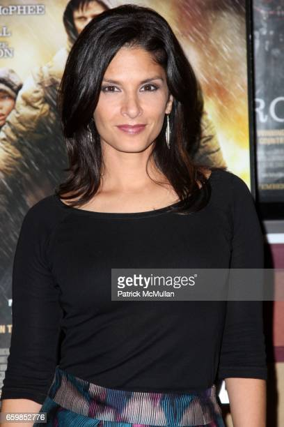 Darlene Rodriguez attends DIMENSION FILMS and 2929 PRODUCTIONS Present THE NEW YORK PREMIERE of 'The Road' on November 16 2009