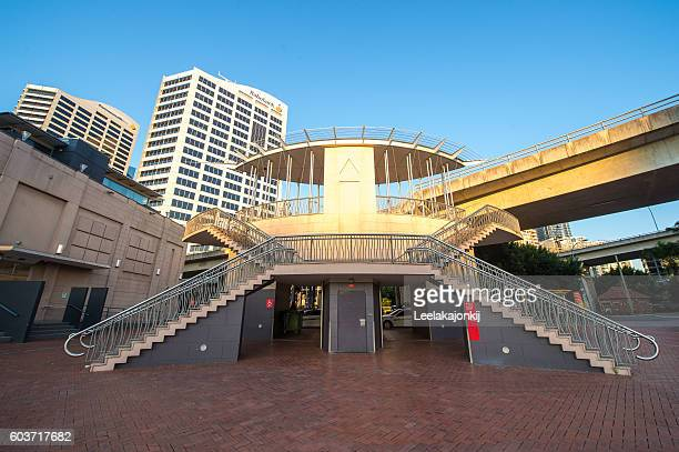 Darling Harbor in Sepetember 2016