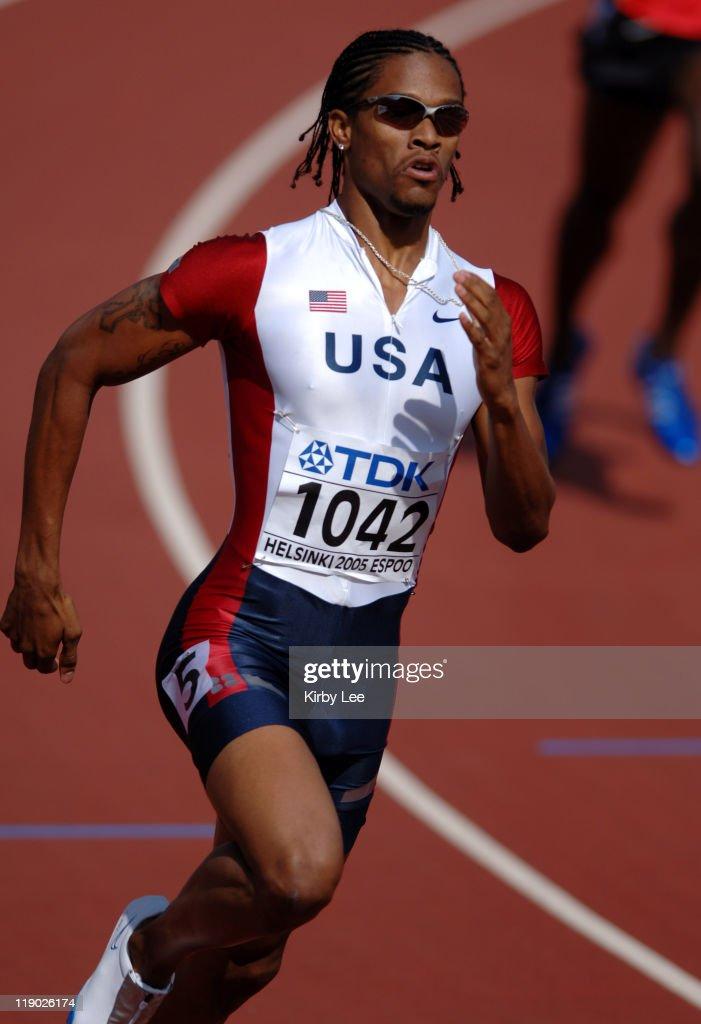 2005 IAAF World Championships in Athletics - Men's 400m - First Round - August