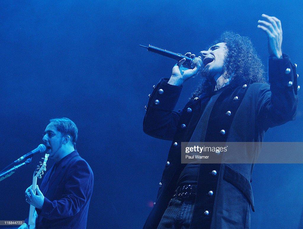 Daron Malakian and Serj Tankian of System of a Down