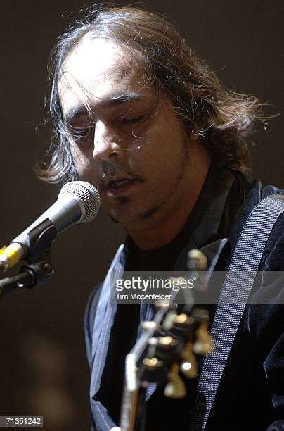 Daron Malakian of System of a Down performs as part of Ozzfest 2006 at Shoreline Amphitheatre on July 1 2006 in Mountain View California