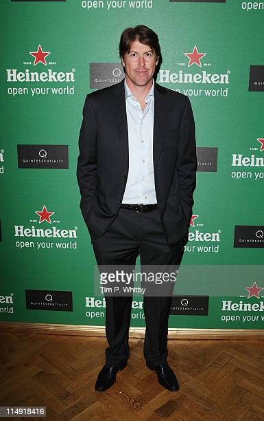 Darren Anderton at the Heineken After Party for UEFA Champions League in association with Quintessentially at One Marylebone on May 28 2011 in London...