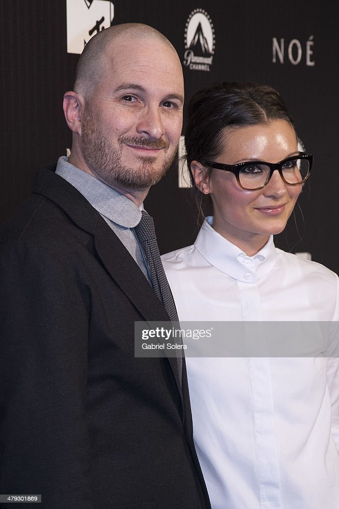 <a gi-track='captionPersonalityLinkClicked' href=/galleries/search?phrase=Darren+Aronofsky&family=editorial&specificpeople=841696 ng-click='$event.stopPropagation()'>Darren Aronofsky</a> attends the 'Noe' Madrid Premiere at Palafox Cinema on March 17, 2014 in Madrid, Spain.