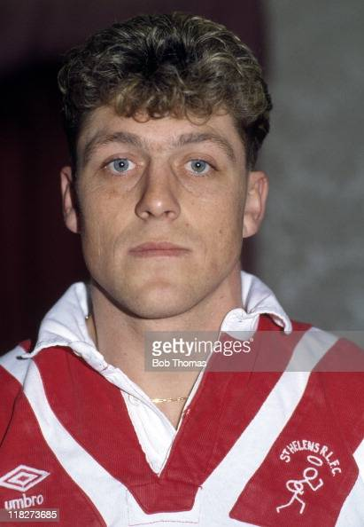 Darren Bloor St Helens Rugby League Pictures Getty Images