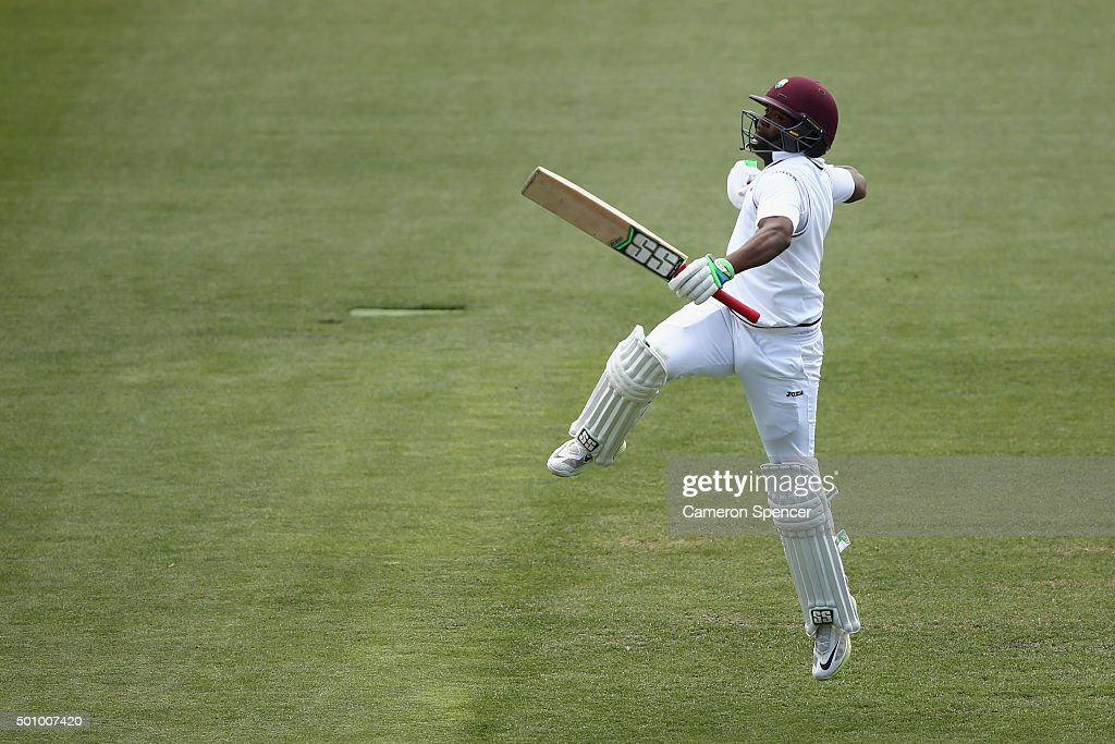 Australia v West Indies - 1st Test: Day 3