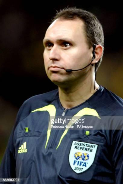 Darren Cann Assistant referee / Linesman