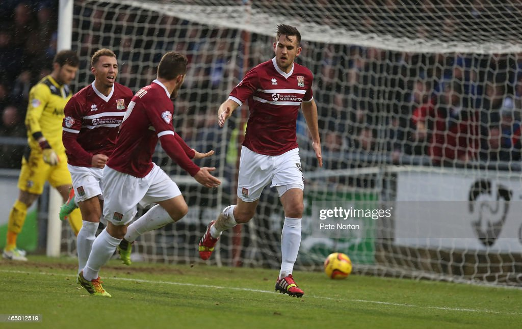 Northampton Town v Chesterfield - Sky Bet League Two