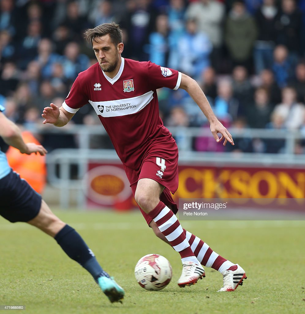 Northampton Town v Wycombe Wanderers - Sky Bet League Two