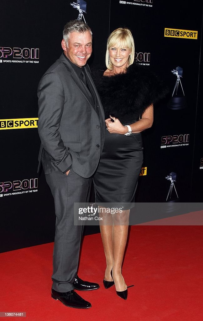 <a gi-track='captionPersonalityLinkClicked' href=/galleries/search?phrase=Darren+Clarke&family=editorial&specificpeople=171309 ng-click='$event.stopPropagation()'>Darren Clarke</a> attends the awards ceremony for BBC Sports Personality of the Year 2011 at Media City UK on December 22, 2011 in Manchester, England.
