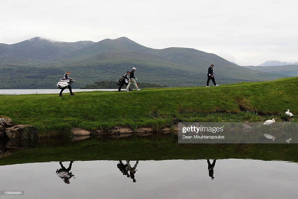 Irish Open - Day Two