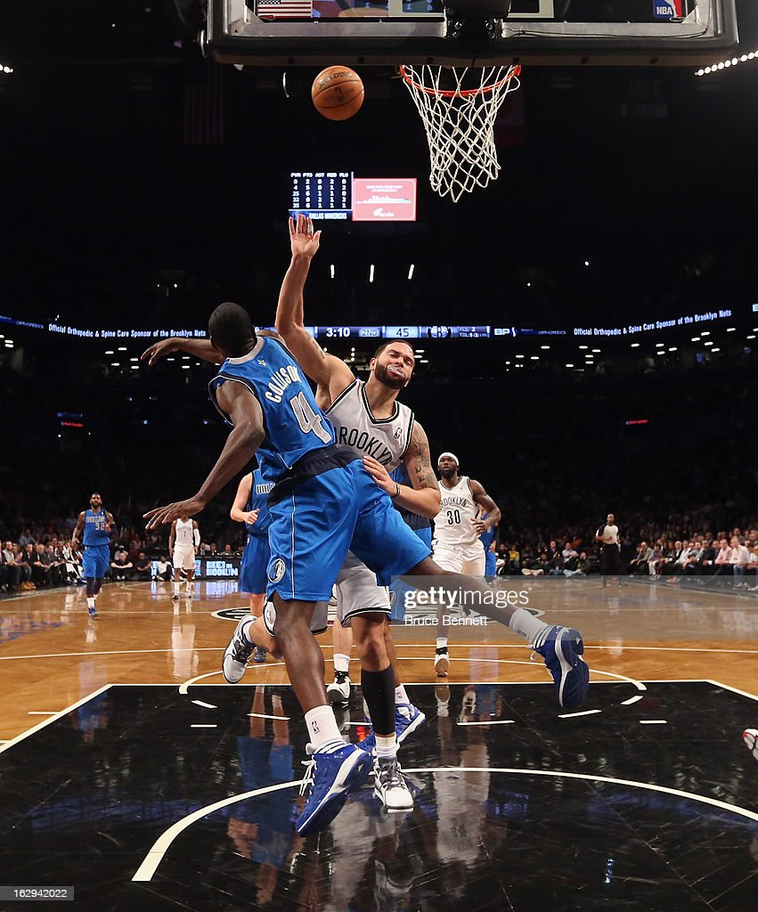 Dallas Mavericks v Brooklyn Nets