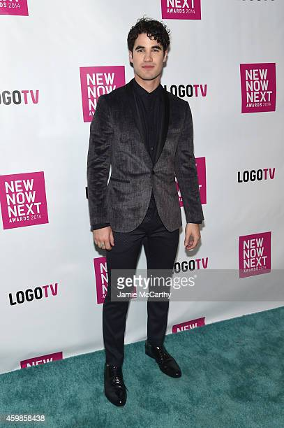 Darren Criss attends Logo TV's 2014 NewNowNext Awards at the Kimpton Surfcomber Hotel on December 2 2014 in Miami Beach Florida