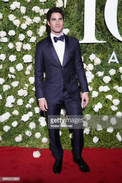 Darren Criss attends the 71st Annual Tony Awards at Radio City Music Hall on June 11 2017 in New York City