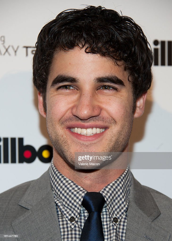 <a gi-track='captionPersonalityLinkClicked' href=/galleries/search?phrase=Darren+Criss&family=editorial&specificpeople=7341435 ng-click='$event.stopPropagation()'>Darren Criss</a> attends The Billboard GRAMMY After Party at The London Hotel on February 10, 2013 in West Hollywood, California.
