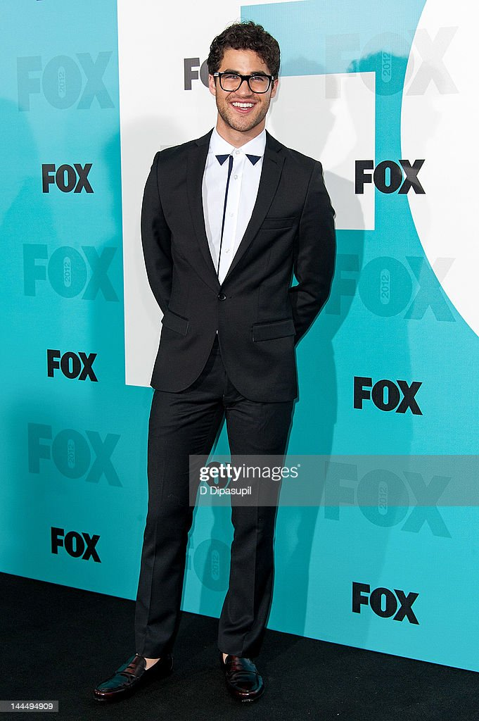 <a gi-track='captionPersonalityLinkClicked' href=/galleries/search?phrase=Darren+Criss&family=editorial&specificpeople=7341435 ng-click='$event.stopPropagation()'>Darren Criss</a> attends the Fox 2012 Programming Presentation Post-Show Party at Wollman Rink - Central Park on May 14, 2012 in New York City.