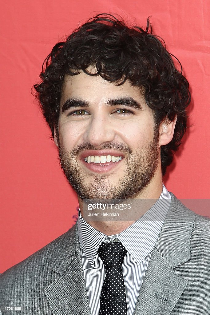 Darren Criss attends the 'Imogene' Paris Premiere As Part of The Champs Elysees Film Festival 2013 at Publicis Champs Elysees on June 18, 2013 in Paris, France.