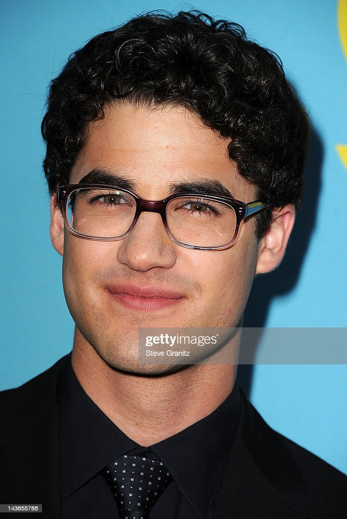<a gi-track='captionPersonalityLinkClicked' href=/galleries/search?phrase=Darren+Criss&family=editorial&specificpeople=7341435 ng-click='$event.stopPropagation()'>Darren Criss</a> attends TV Academy's special screening of 'GLEE' at Leonard H. Goldenson Theatre on May 1, 2012 in North Hollywood, California.