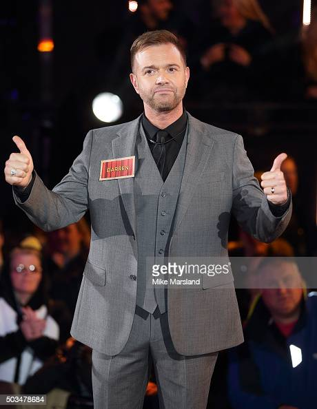 Celebrity Big Brother: Darren Day opens up about being ...