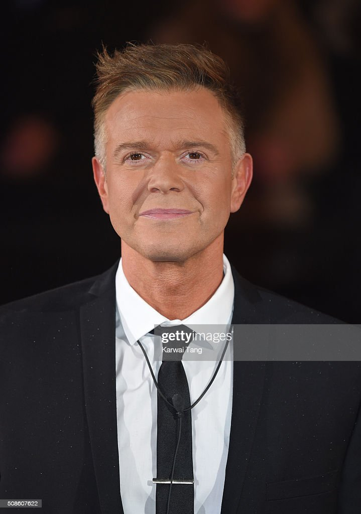 Darren Day is evicted from the Big Brother house at Elstree Studios on February 5, 2016 in Borehamwood, England.