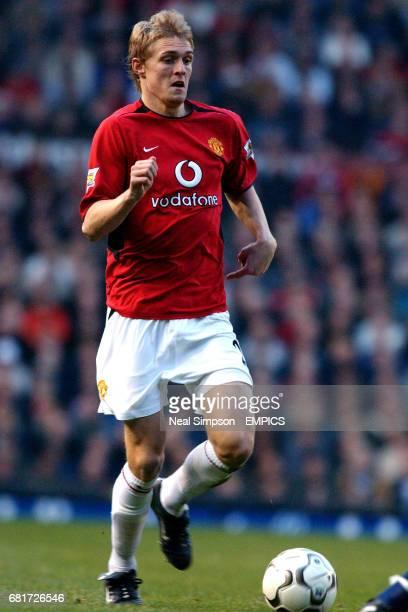 Darren Fletcher Manchester United