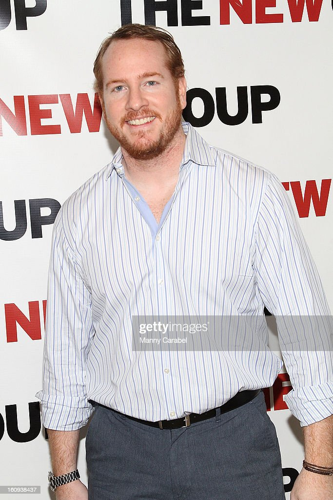 Darren Goldstein attends the World Premiere of 'Clive' at West Bank Cafe on February 7, 2013 in New York City.