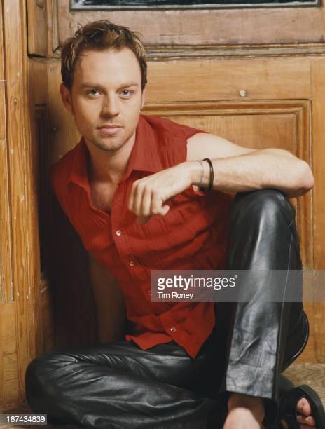Darren Hayes of 'Savage Garden' Australian singersongwriter circa 2000