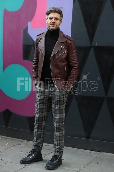 3512709b85 Darren Kennedy attends the John Lawrence Sullivan Show at BFC Show ...