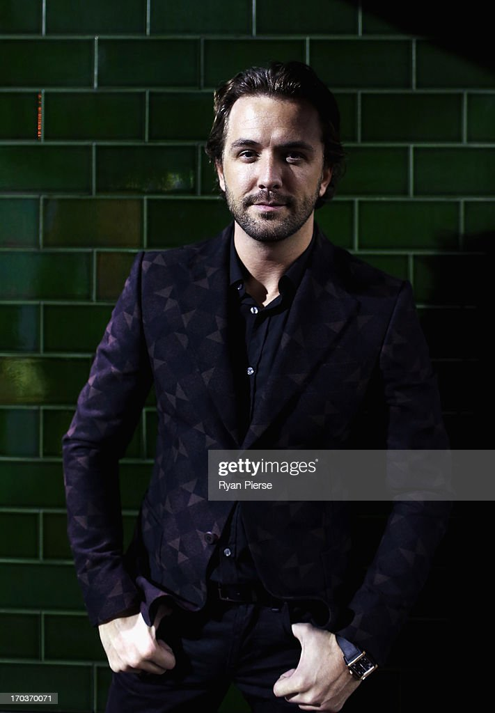 Darren McMullen arrives at the CLEO Bachelor of the Year Awards on June 12, 2013 in Sydney, Australia.