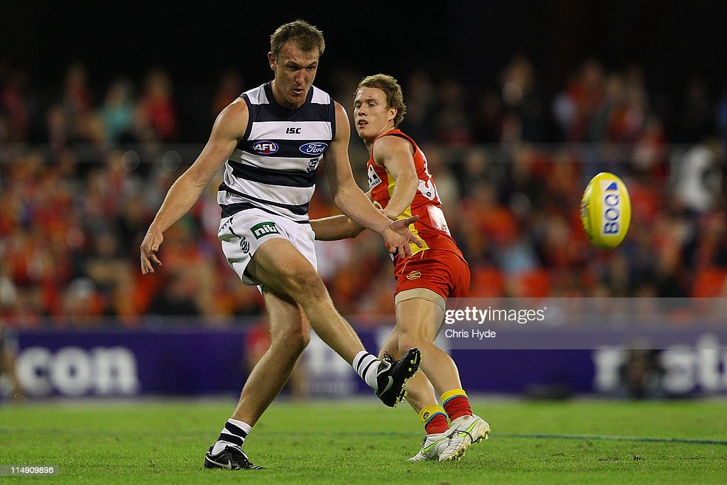 AFL Rd 10 - Gold Coast v Geelong