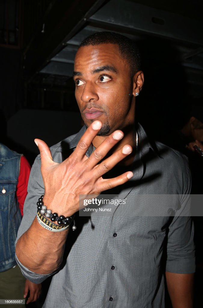 Darren Sharper attends the Greenhouse New York Super Sunday NOLA After Party at Jackson Brewery Bistro Bar on February 3, 2013 in New Orleans, Louisiana.