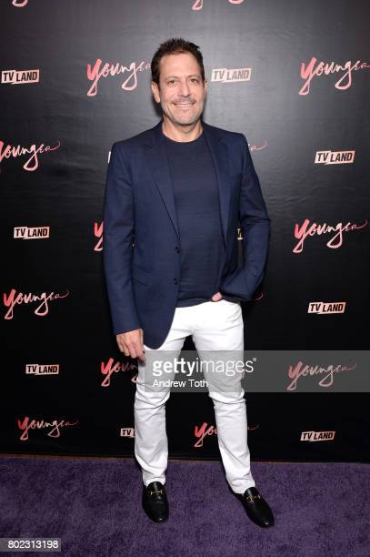Darren Star attends the 'Younger' season four premiere party on June 27 2017 in New York City