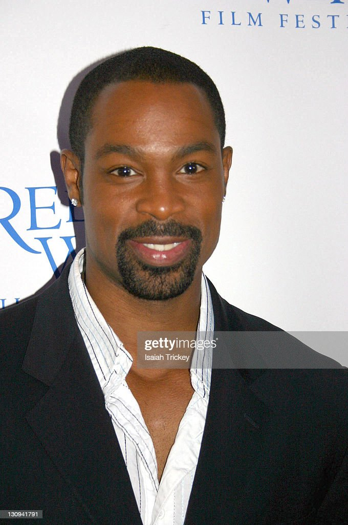 Darrin Dewitt Henson During The Reel World Film Festival Premiere Of Picture And Chante