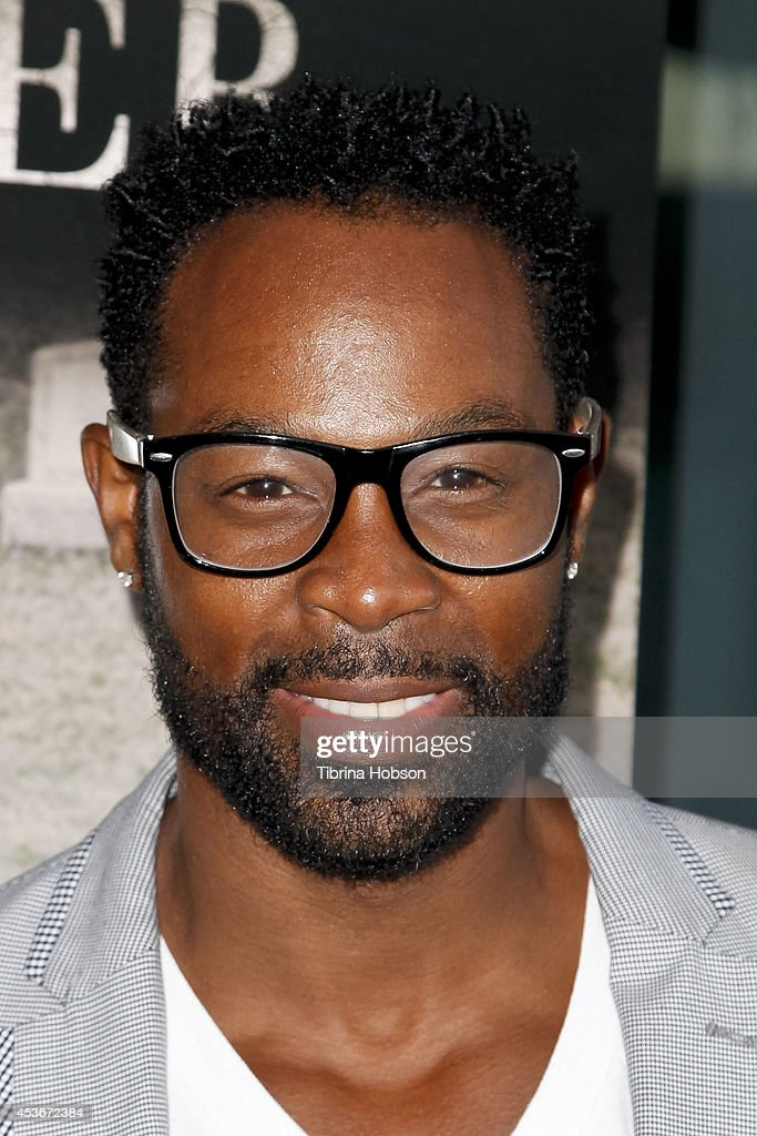 Darrin Henson attends the premiere of 'After' at Laemmle NoHo 7 on August 15, 2014 in North Hollywood, California.