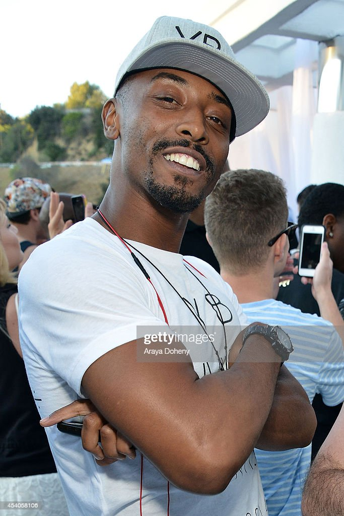 Darris Love attends a VMA Pre-Party hosted by Chris Brown & Pia Mia featuring Bera on August 23, 2014 in Los Angeles, California.