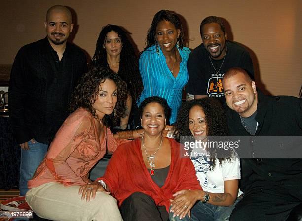 Darryl M Bell Lisa Bonet Dawnn Lewis Kadeem Hardison Jasmine Guy Debbie Allen Cree Summer and Sinbad of 'A Different World'