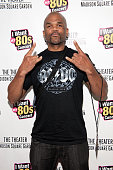 Darryl McDaniels attends the 'I Want My 80's' concert at The Theater at Madison Square Garden on November 6 2015 in New York City