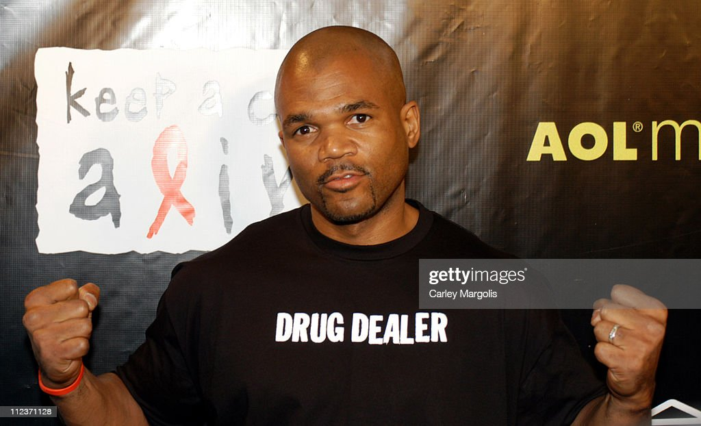 <a gi-track='captionPersonalityLinkClicked' href=/galleries/search?phrase=Darryl+McDaniels&family=editorial&specificpeople=175934 ng-click='$event.stopPropagation()'>Darryl McDaniels</a> of Run DMC during Alicia Keys Presents 'The Pusher's Ball' to Benefit Keep a Child Alive - Arrivals at Angel Orensanz in New York City, New York, United States.