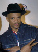 Darryl McDaniels of Run DMC during Playboy's 5th Annual Super Saturday Night Event Brings Heaven and Hell to Houston at Corinthian in Houston Texas...