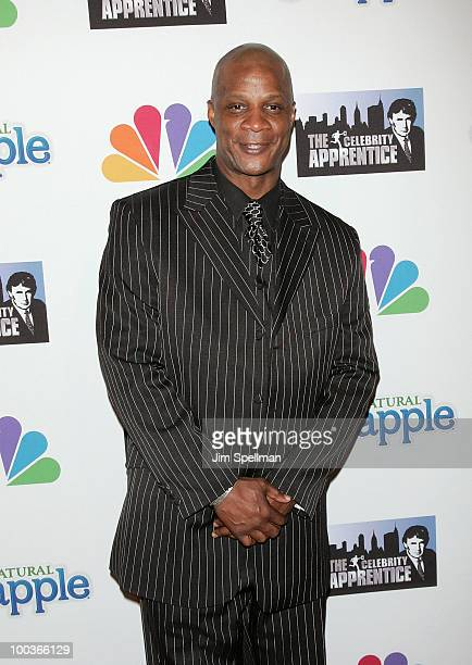 Darryl Strawberry attends 'The Celebrity Apprentice' Season 3 finale after party at the Trump SoHo on May 23 2010 in New York City