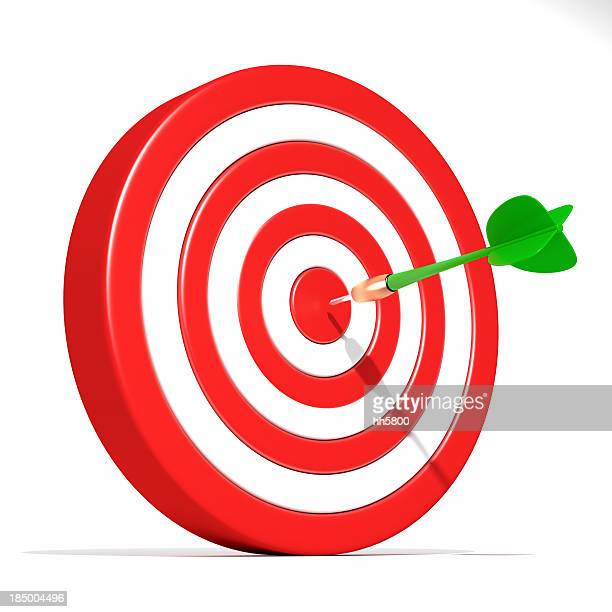 Dart Target Success
