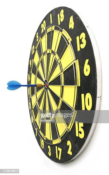 Dartboard w/clipping path